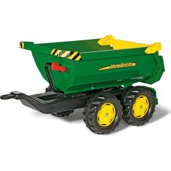 John Deere Half Pipe Trailer Toy found on Bargain Bro Philippines from Bergdorf Goodman for $195.00