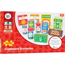 Cupboard of Groceries Playset found on Bargain Bro Philippines from Bergdorf Goodman for $32.00