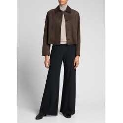 Gala Wide-Leg Pants found on MODAPINS from Bergdorf Goodman for USD $1190.00