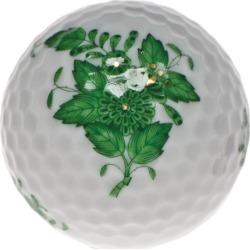 Chinese Bouquet Green Golf Ball found on Bargain Bro from Bergdorf Goodman for USD $83.60