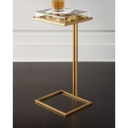 Gilded Gingko Cocktail Table found on Bargain Bro India from Bergdorf Goodman for $1850.00