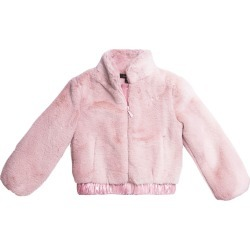 Faux Fur Zip-Up Jacket, Size 7-14 found on Bargain Bro Philippines from Bergdorf Goodman for $117.75