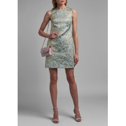 Jacquard Shift Cocktail Dress found on MODAPINS from Bergdorf Goodman for USD $1795.00
