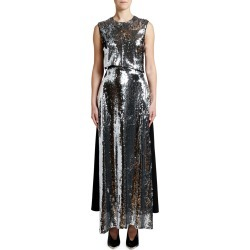 Sequined-Front Gown found on MODAPINS from Bergdorf Goodman for USD $2525.00