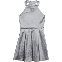 The Platinum Pocket Halter Dress, Size S-XL found on Bargain Bro India from Bergdorf Goodman for $54.00