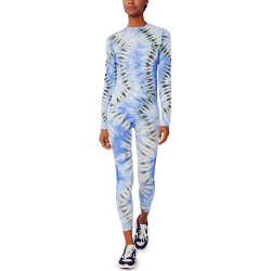 Tie-Dye Seamless Long-Sleeve Top found on Bargain Bro India from Bergdorf Goodman for $128.00