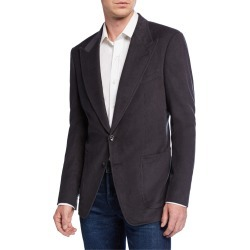 Men's Shelton Corduroy Two-Button Jacket, Gray found on Bargain Bro Philippines from Bergdorf Goodman for $1801.00