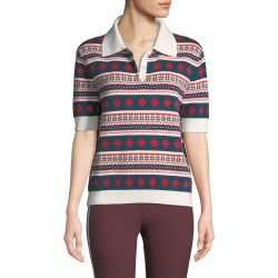 Printed Short-Sleeve Polo Shirt found on MODAPINS from Bergdorf Goodman for USD $390.00