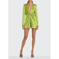 Zarate Gathered Cocktail Dress found on MODAPINS from Bergdorf Goodman for USD $491.00