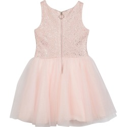 Girl's Shai Foiled Tulle Party Dress 2-Piece Set, Size 4-6X found on Bargain Bro India from Bergdorf Goodman for $113.00