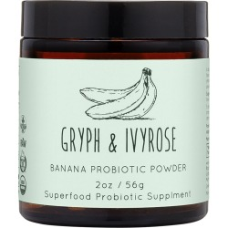 Banana Probiotic Powder For Kids