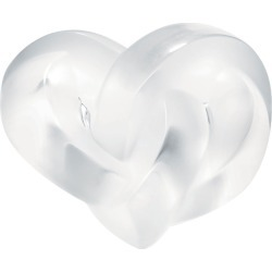 Clear Heart Paperweight found on Bargain Bro from Bergdorf Goodman for USD $224.20