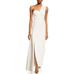 One-Shoulder High Slit Gown found on MODAPINS from Bergdorf Goodman for USD $2097.00