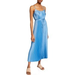 Pleated Cami Maxi Dress found on MODAPINS from Bergdorf Goodman for USD $325.00