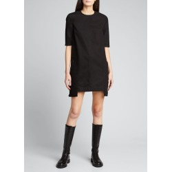 Cotton Shift Mini Dress found on MODAPINS from Bergdorf Goodman for USD $735.00