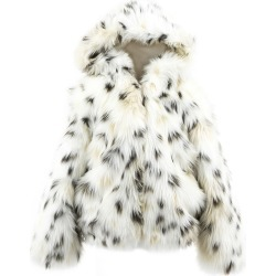 Spotted Faux-Fur Parka, Size XXS-L found on Bargain Bro Philippines from Bergdorf Goodman for $129.00