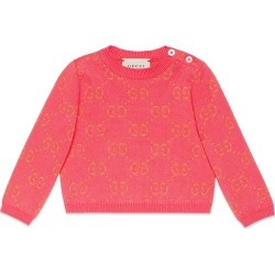 Metallic GG Jacquard Sweater, Size 6-36 Months found on Bargain Bro Philippines from Bergdorf Goodman for $250.00