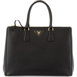 Saffiano Medium Executive Tote Bag, Black (Nero) found on MODAPINS from Bergdorf Goodman for USD $2500.00