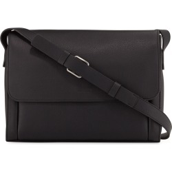 Men's Tumbled Leather Messenger Bag found on MODAPINS from Bergdorf Goodman for USD $2495.00