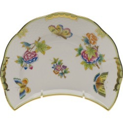 Queen Victoria Crescent Salad Plate found on Bargain Bro Philippines from Bergdorf Goodman for $215.00