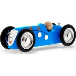 Blue Metal Toy Car found on Bargain Bro Philippines from Bergdorf Goodman for $40.00