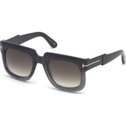 Christian Square Acetate Sunglasses