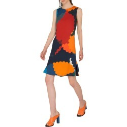 Nuvola-Print Jersey Shift Dress found on MODAPINS from Bergdorf Goodman for USD $833.00