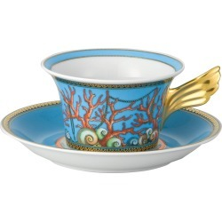 La Mer Teacup & Saucer found on Bargain Bro India from Bergdorf Goodman for $290.00