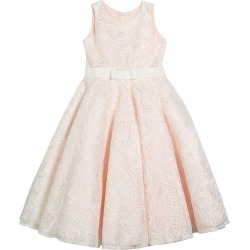 Girl's Gennavieve Lace Pearly Sleeveless Dress, Size 4-10 found on Bargain Bro India from Bergdorf Goodman for $286.00