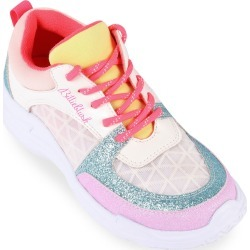 Girl's Multicolored Chunky Sole Lace-Up Sneakers, Size Toddler/Kids found on Bargain Bro India from Bergdorf Goodman for $95.00