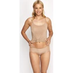 Jockey No Panty Line Promise Boyleg - Flesh Underwear