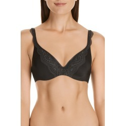 Berlei Barely There Contour Deluxe Bra - Black / 12 A found on MODAPINS from berlei.com.au for USD $54.24