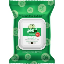 Yes To Cucumbers Facial Wipes found on Makeup Collection from BIRCHBOX for GBP 5.72