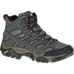 Merrell Women's Shoes Moab 2 Mid Gore-Tex J06062 Beluga UK 7.5 found on Bargain Bro UK from Blueberry Brands