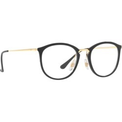 Ray Ban Eyeglasses Frames RX7140 2000 49mm found on Bargain Bro UK from Blueberry Brands
