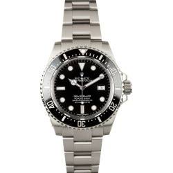 Rolex Sea-Dweller 116600 Diving Watch found on MODAPINS from Bob's Watches for USD $11495.00