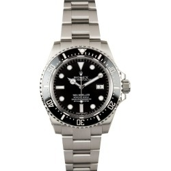 Rolex Sea-Dweller Watch 116600 found on MODAPINS from Bob's Watches for USD $7699.00