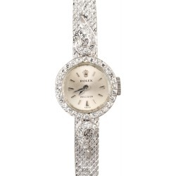 Rolex Ladies Cocktail Watch 2164 found on MODAPINS from Bob's Watches for USD $3995.00