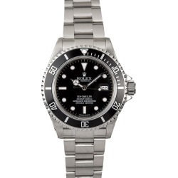 Rolex Sea-Dweller Dive Watch 16600 found on MODAPINS from Bob's Watches for USD $5795.00