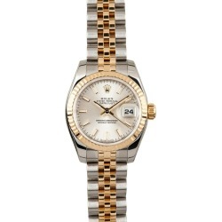 Rolex Datejust Watch 179173 Ladies found on MODAPINS from Bob's Watches for USD $5700.00