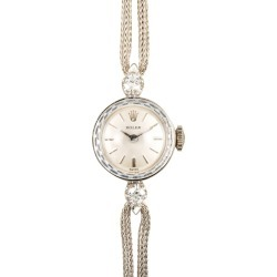 Rolex Ladies Diamond Cocktail Watch found on MODAPINS from Bob's Watches for USD $1399.00