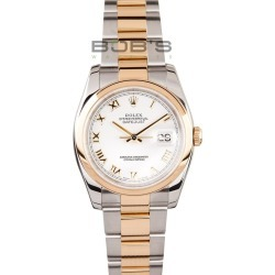 Rolex Datejust Watch Smooth Bezel found on MODAPINS from Bob's Watches for USD $6300.00