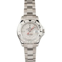 Rolex Midsize Yachtmaster Watch 168622 found on MODAPINS from Bob's Watches for USD $5720.00