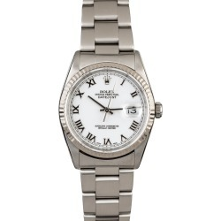 Rolex Datejust 16234 Steel Watch found on MODAPINS from Bob's Watches for USD $4595.00