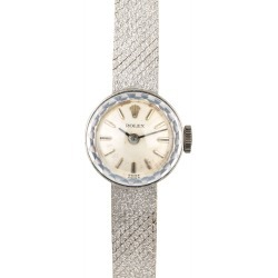 Rolex Ladies Cocktail Watch 3546 found on MODAPINS from Bob's Watches for USD $1795.00