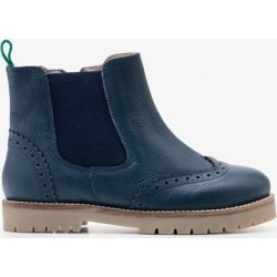 Leather Chelsea Boots Navy Boys Boden found on Bargain Bro Philippines from bodenusa.com for $45.00