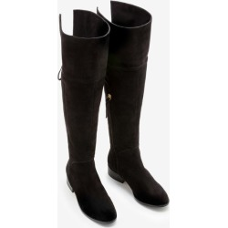 Bray Over the Knee Boots Black Women Boden found on MODAPINS from bodenusa.com for USD $208.60