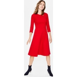 Irene Ponte Dress Post Box Red Women Boden found on MODAPINS from Boden for USD $150.00