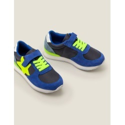 Suede Sneakers Duke Blue Boys Boden found on Bargain Bro India from bodenusa.com for $33.00