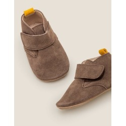 Supersoft Booties Almond Boys Boden found on Bargain Bro India from bodenusa.com for $25.20